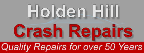 Holden Hill Crash Repairs  Quality Repairs for over 50 Years
